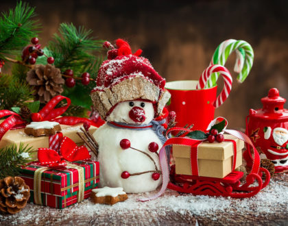 Дорожное эксплуатационное предприятие ДЭП 47 поздравляет смолян с наступающим Новым годом и Рождеством Христовым!